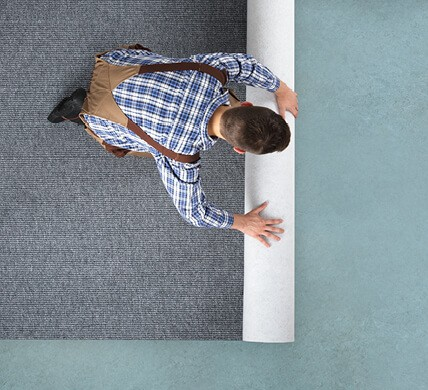 Carpet installation   Midway Carpet Distributors