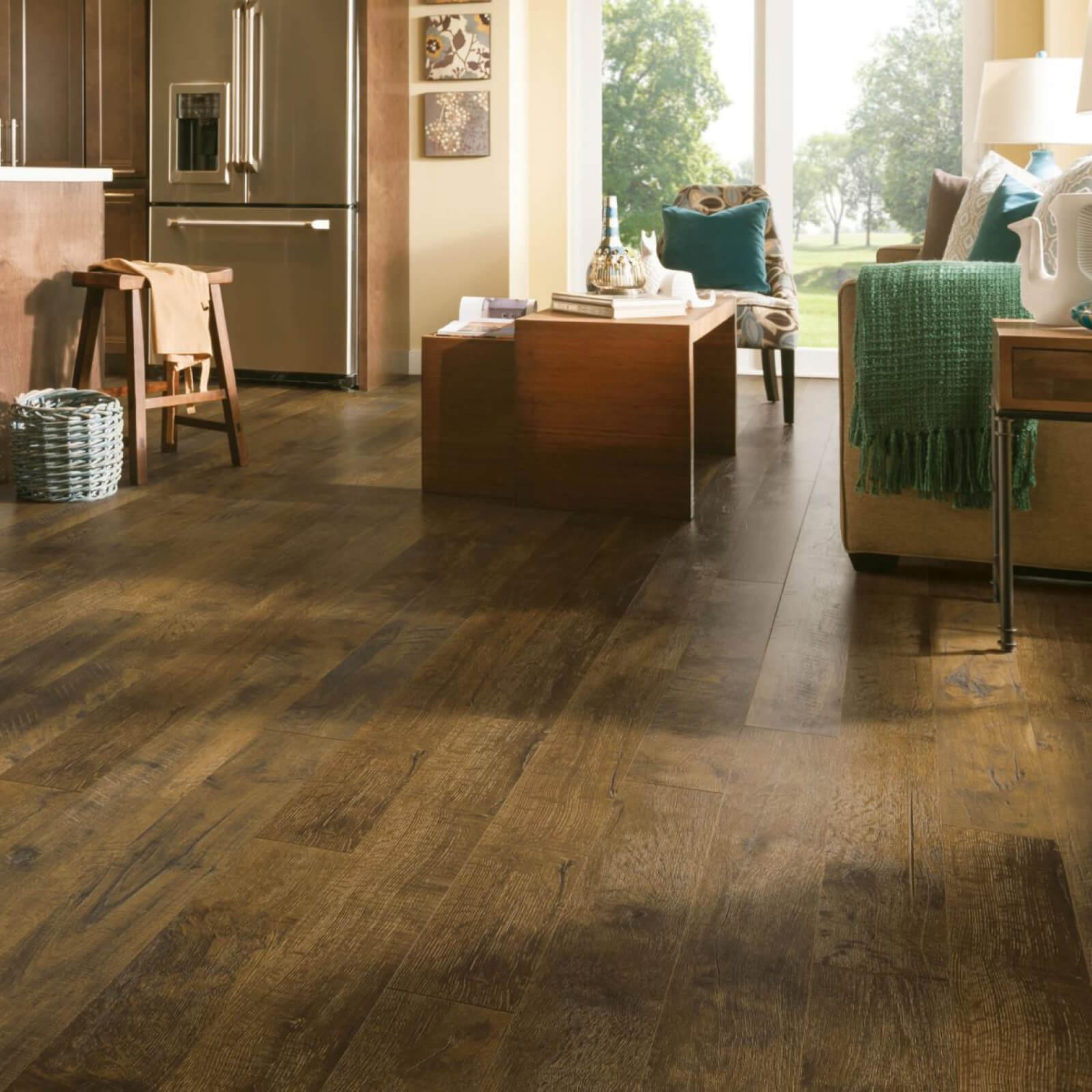 dark vinyl flooring | Midway Carpet Distributors