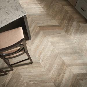 dark tile floor | Midway Carpet Distributors