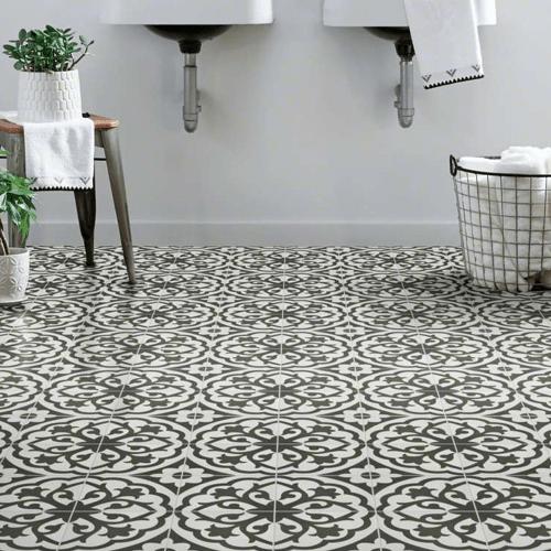 patterned tile   Midway Carpet Distributors