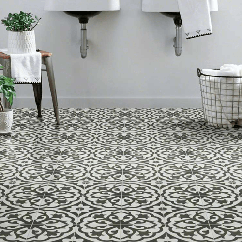 trendy tile   Midway Carpet Distributors