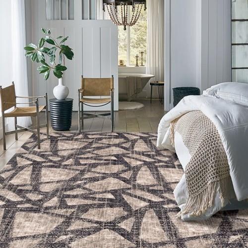 Brown area rug | Midway Carpet Distributors