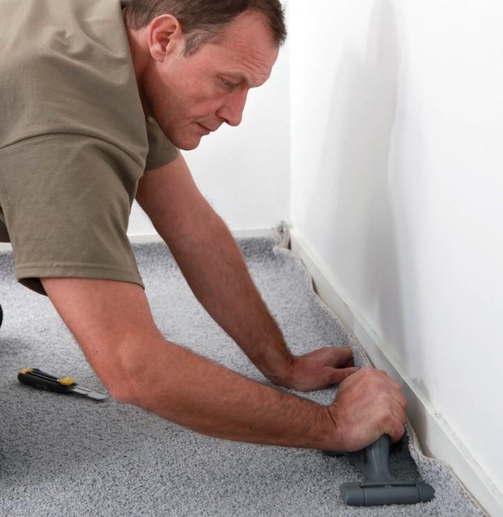 Carpet installation | Midway Carpet Distributors