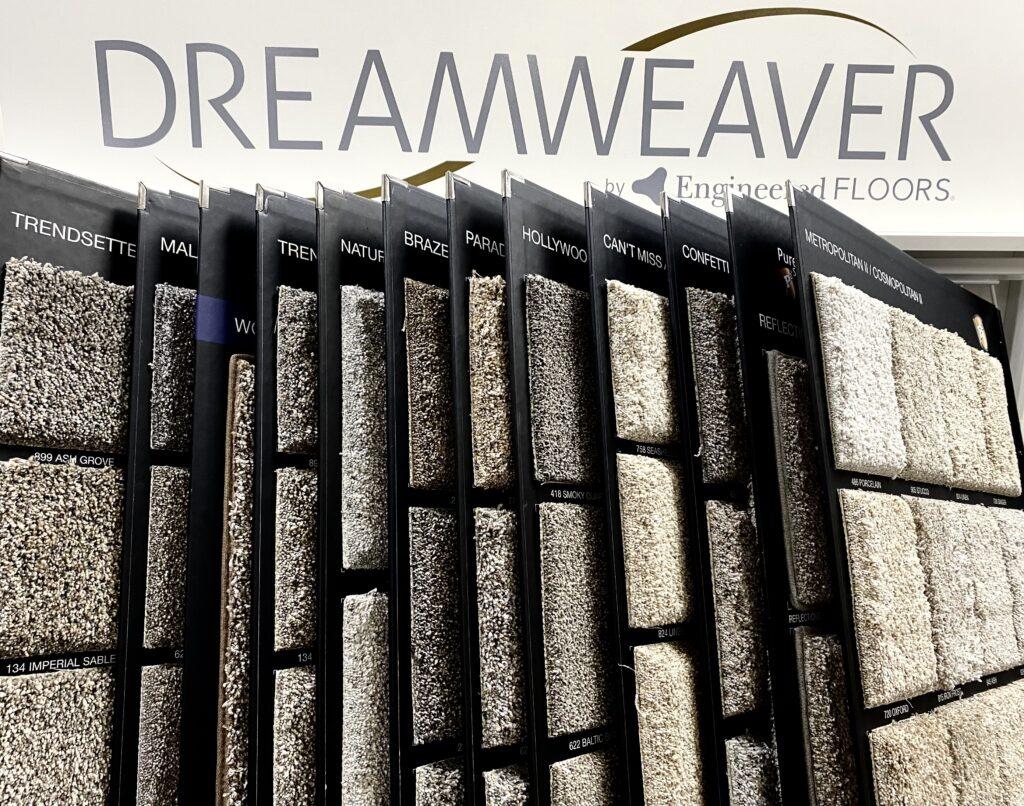 Dreamweaver carpet   Midway Carpet Distributors