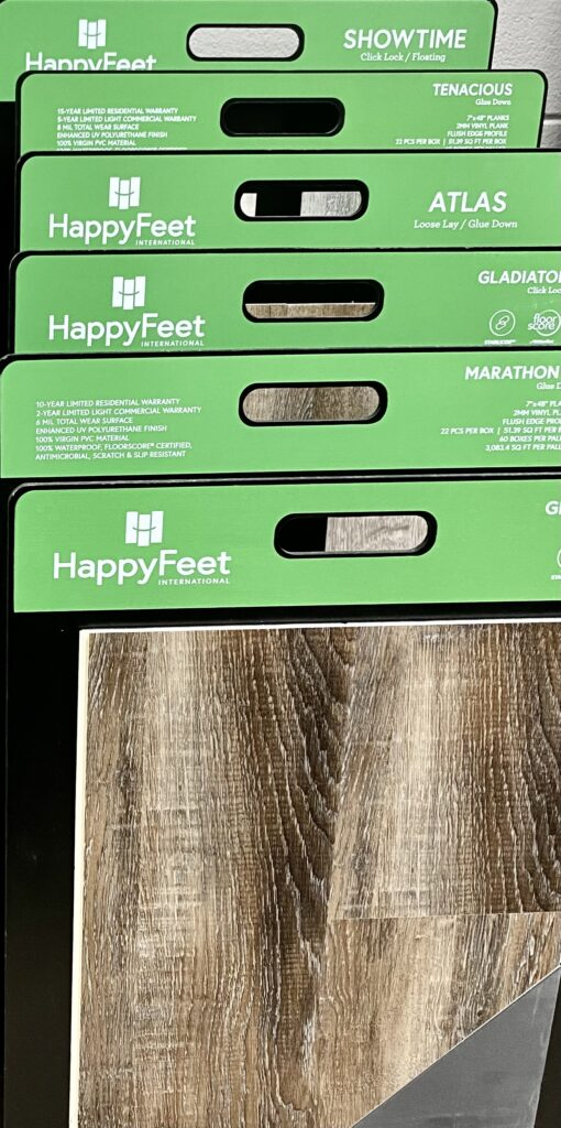 Happy feet   Midway Carpet Distributors