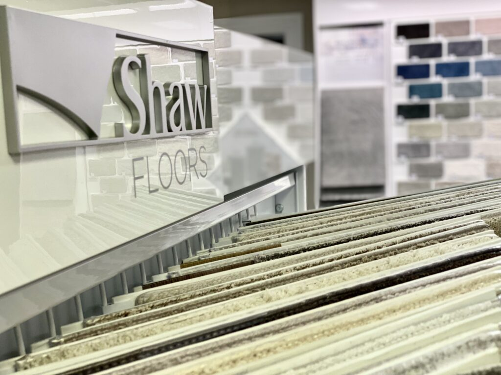 Shaw floors   Midway Carpet Distributors